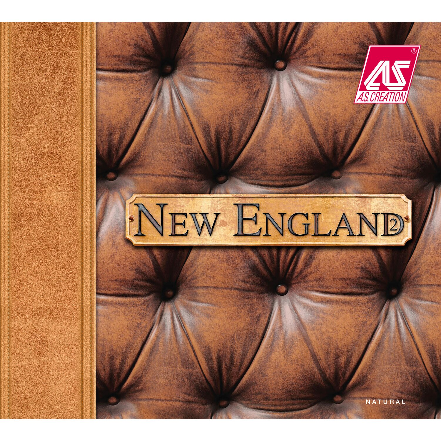 AS Creation Tapetenbuch New England 2