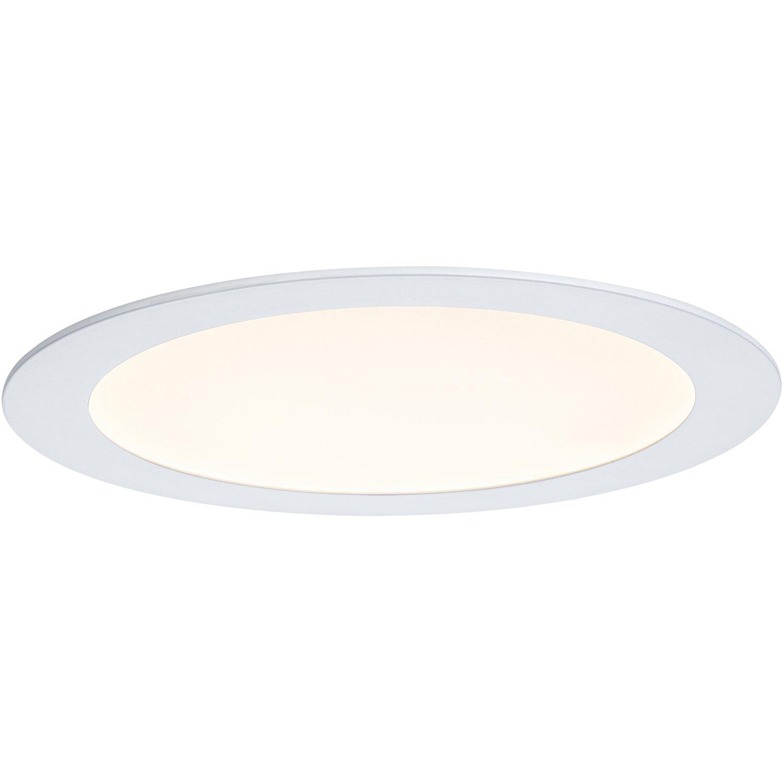 Paulmann SmartHome LED-Einbaupanel rund 3,5W We...