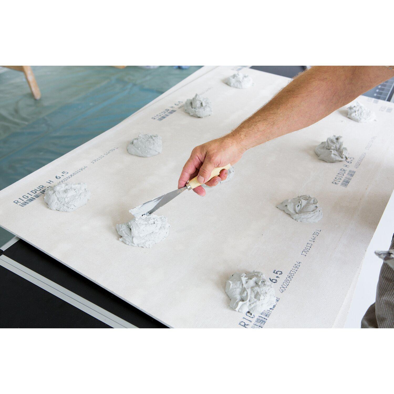 rigips sanierboard 6 5 mm x 800 mm x 1200 mm kaufen bei obi. Black Bedroom Furniture Sets. Home Design Ideas