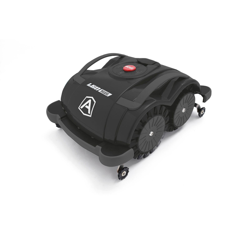 Ambrogio Mähroboter/Rasenroboter L60 Deluxe Black kabellos inkl. 2 x 2,5 Ah Li-Ionen Akku