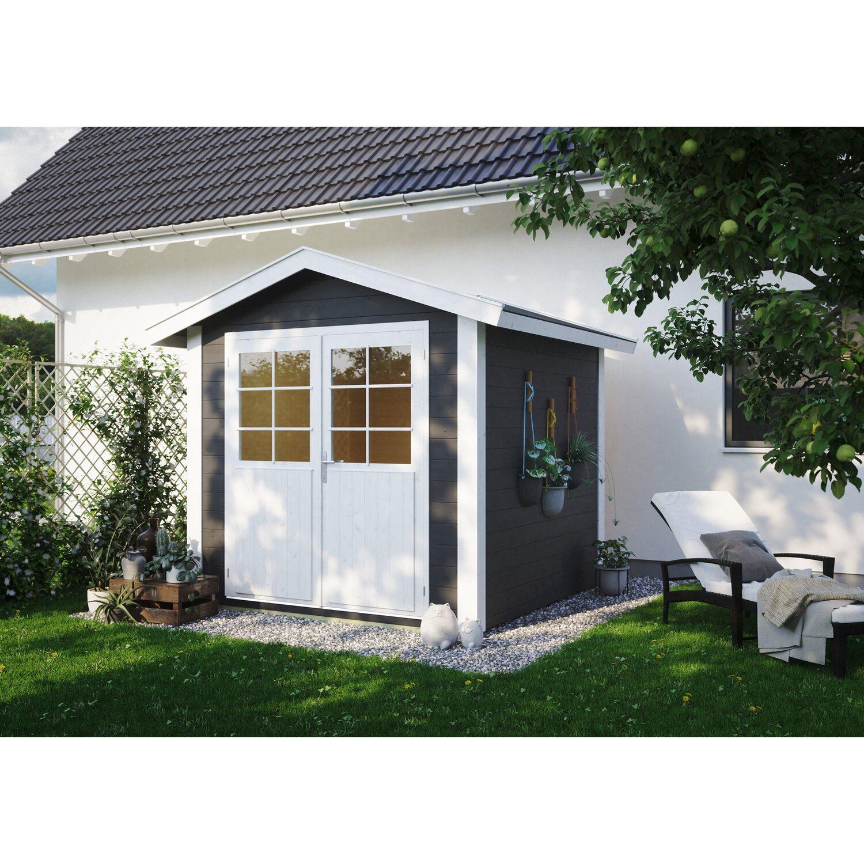 Holz Gartenhaus Lillevilla 563 1a Bxt 230x210 Cm Inkl