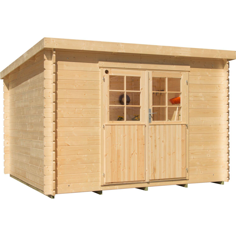 Aufbauservice Gartenhaus Kosten