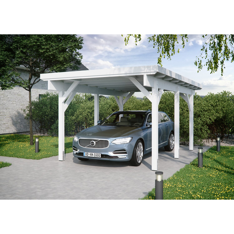 Kiehn-Holz Einzelcarport KH 300 BxT: 344 cm x 504 cm   Baumarkt > Garagen und Carports > Carports   Kiehn-Holz