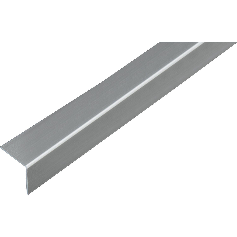 Winkelprofil Selbstklebend Gleichschenklig Kunststoff 30 Mm X 30 Mm X 2600 Mm Kaufen Bei Obi