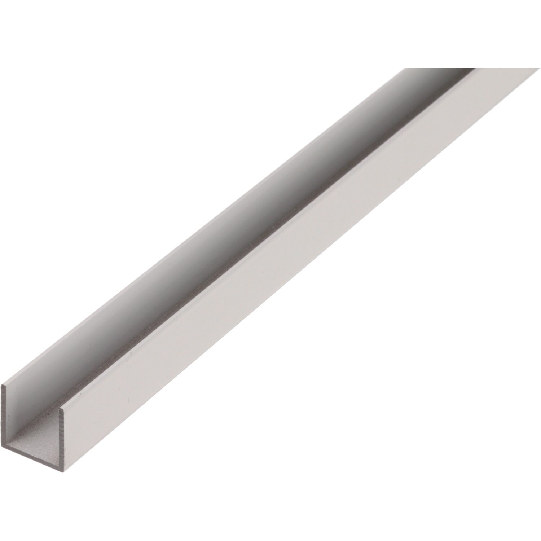 Aluminiumkanäle Alu U Aluprofil Eloxiert Profil Aluminium 5Sc3Aqj4RL