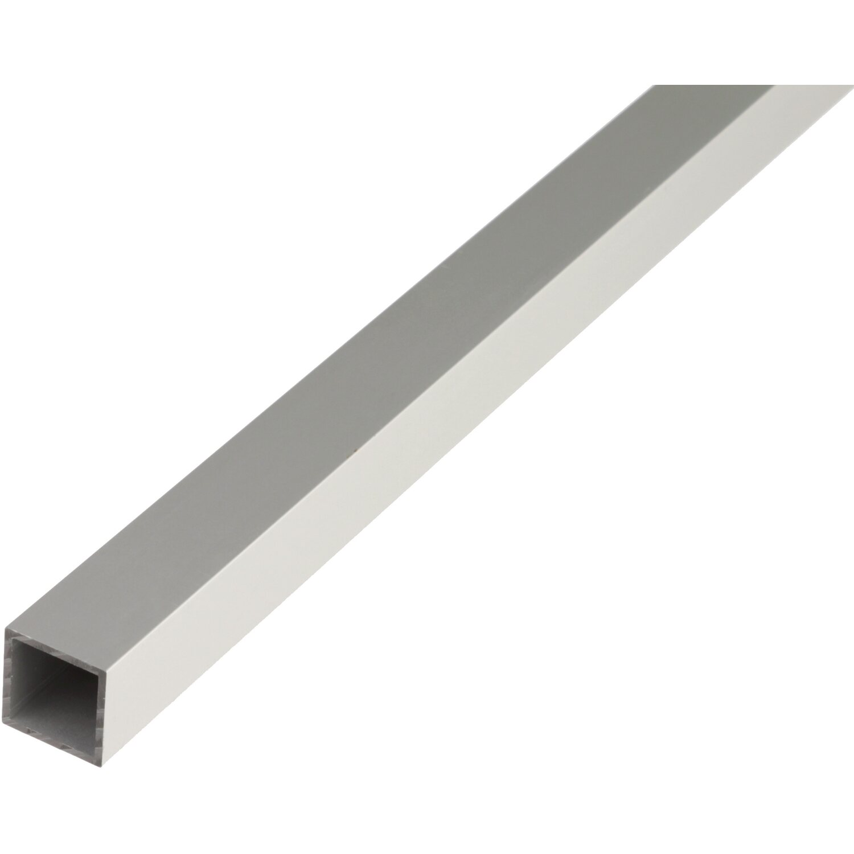 Vierkantrohr Alu Silberfarbig Eloxiert 40 Mm X 40 Mm X 2000 Mm Kaufen Bei Obi