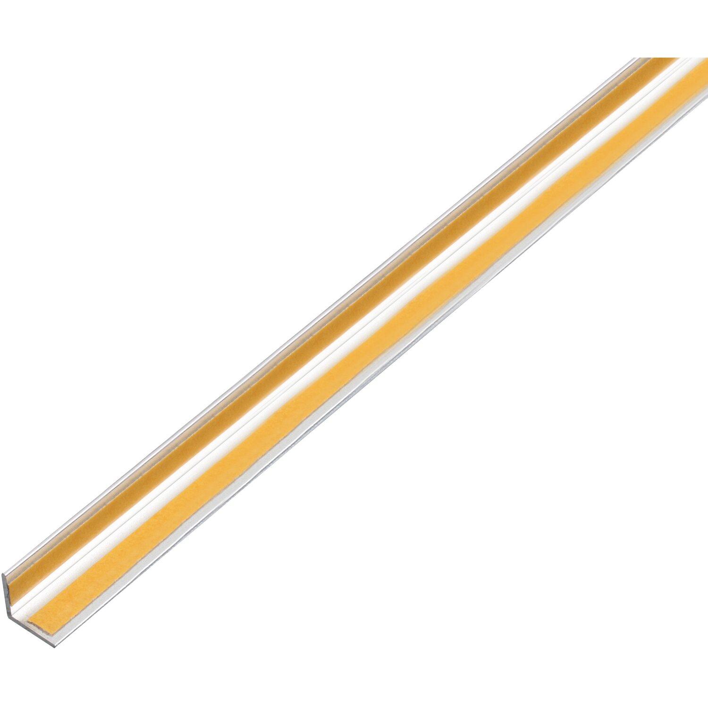 Winkelprofil Selbstklebend Gleichschenklig Alu Chromdesign 10 Mm X 10 Mm X 2000 Kaufen Bei Obi