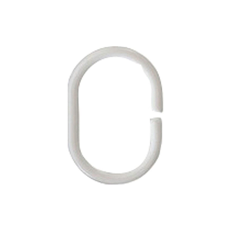 OBI DV-Ringe 12 Stück/Packung Weiß