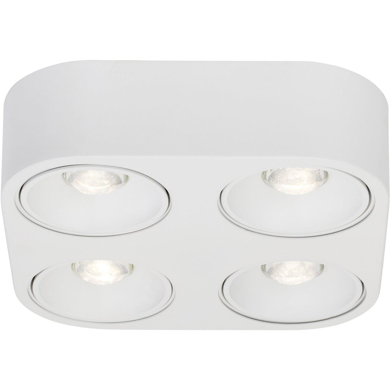 AEG LED-Spot Leca dimmbar und schwenkbar 7 cm x 26,3 cm x 26,3 cm EEK: A+