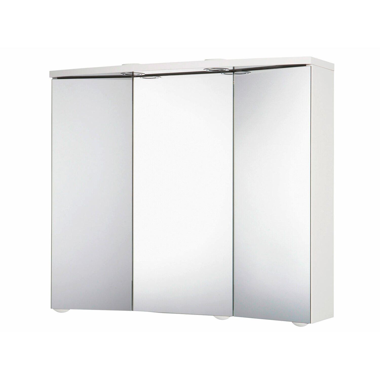 Jokey Spiegelschrank, Trava 75 cm Weiß EEK: C kaufen bei OBI