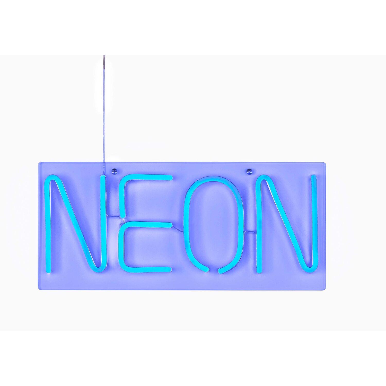 Wofi Led Wandlampe Neon Weiss Kaufen Bei Obi