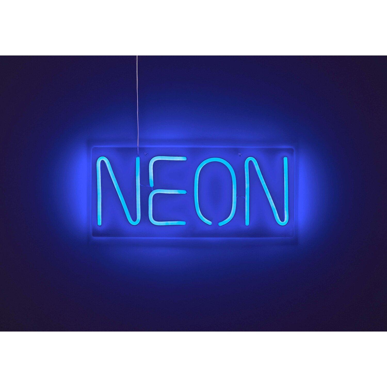 Wofi LED-Wandlampe Neon Weiß