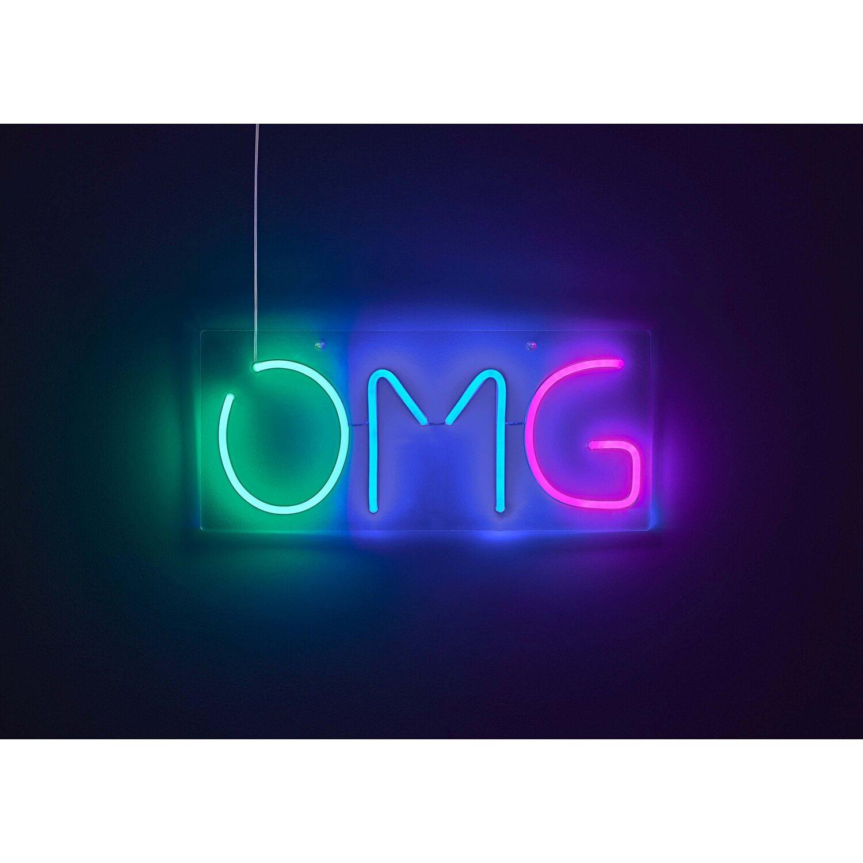 Wofi LED-Wandlampe OMG Weiß