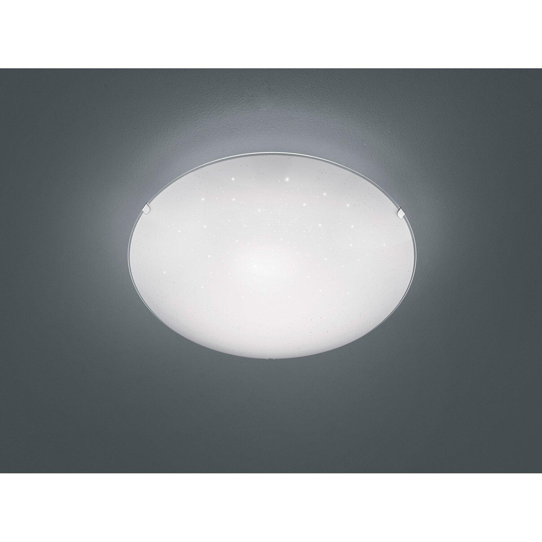 Trio LED-Deckenlampe Gemma Weiß 1-flammig 12 W EEK: A