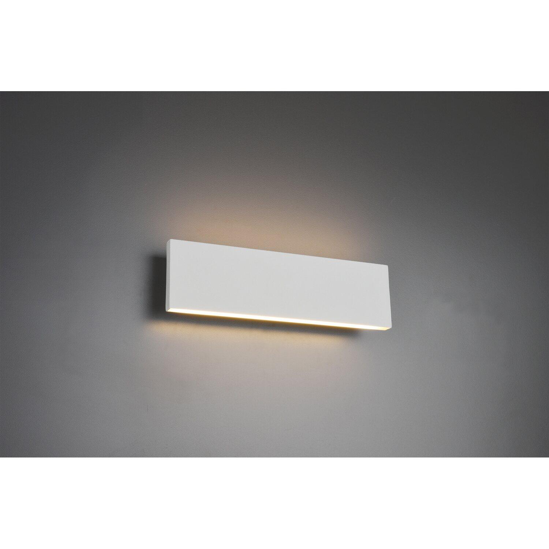 Trio LED Wandlampe Concha Weiß matt 20 flammig 20 W