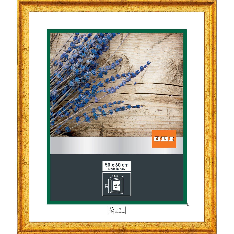 Wandgestaltung Obi : Obi holz wechselrahmen gold cm kaufen bei