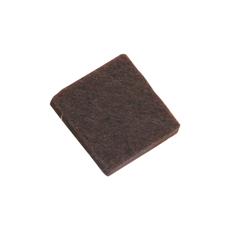 obi filzgleiter selbstklebend 48 st ck 22 mm x 22 mm kaufen bei obi. Black Bedroom Furniture Sets. Home Design Ideas