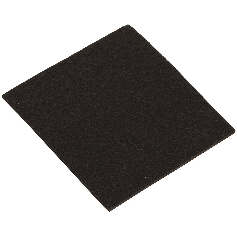 OBI Filzzuschnitt selbstklebend 100 mm x 100 mm