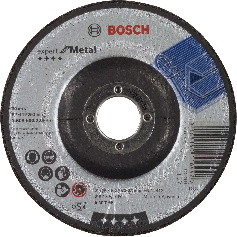 Schruppscheibe für Metall