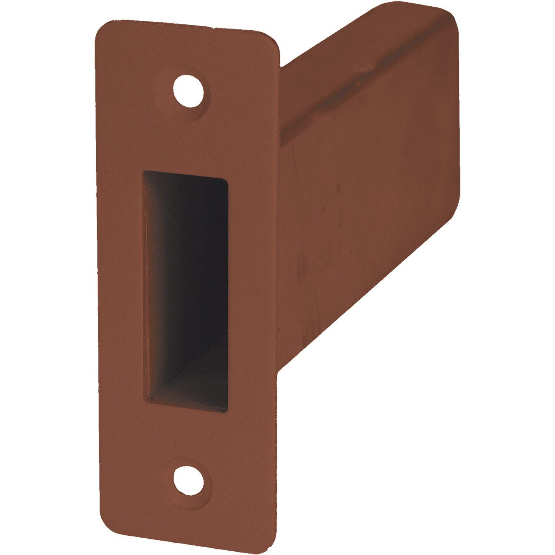 20mm DIN L//R BKS Winkelschließblech STA silber ZT rund B.20xL.190mm Schenkelbr