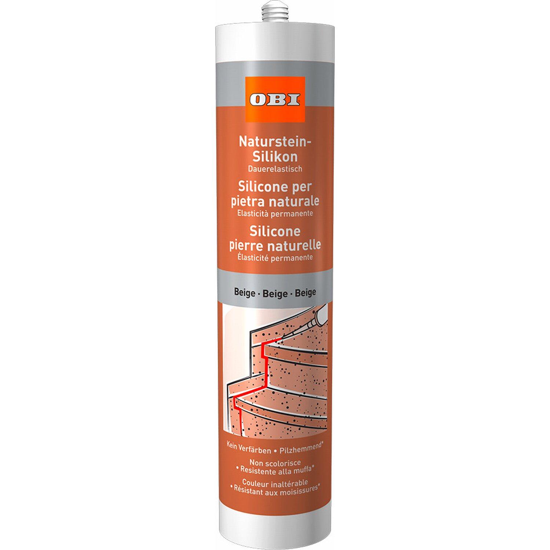 OBI  Naturstein-Silikon Beige 310 ml