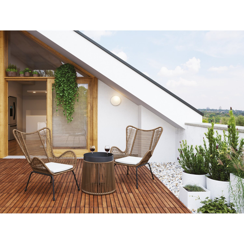 Balkonmöbel 3 Teilig 2021