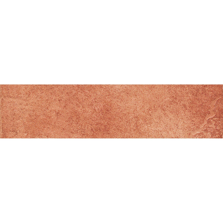 Sonstige Sockel Ardesia Rot 8 cm x 33 cm