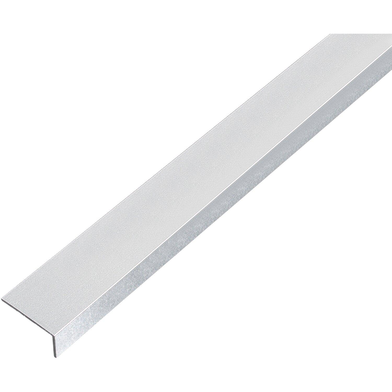 Winkelprofil PVC 10x10mm Weiss PVC 2m Winkelleiste Profil Weiß Winkel Leiste