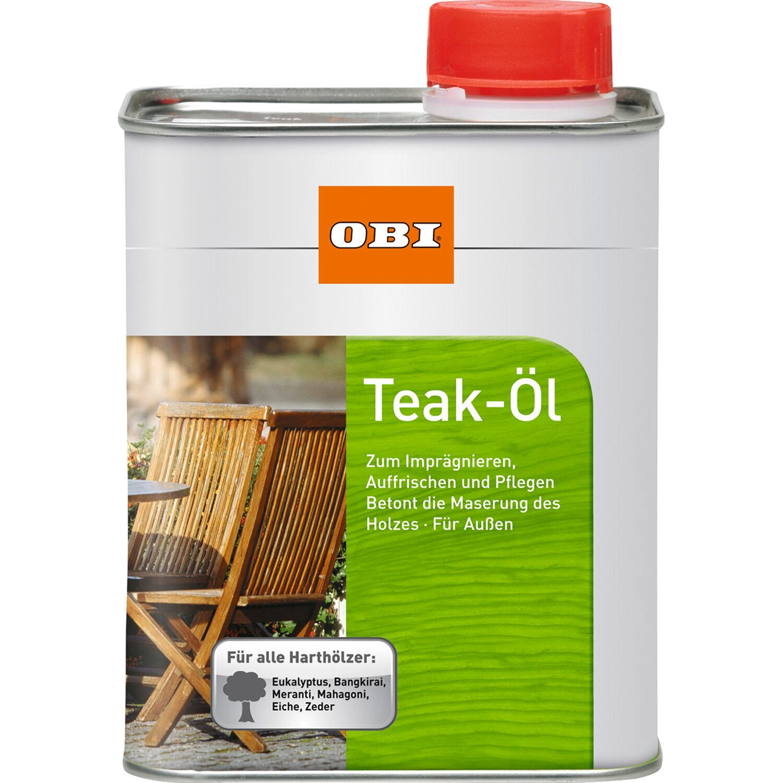 OBI Teak-Öl Teak 750 ml
