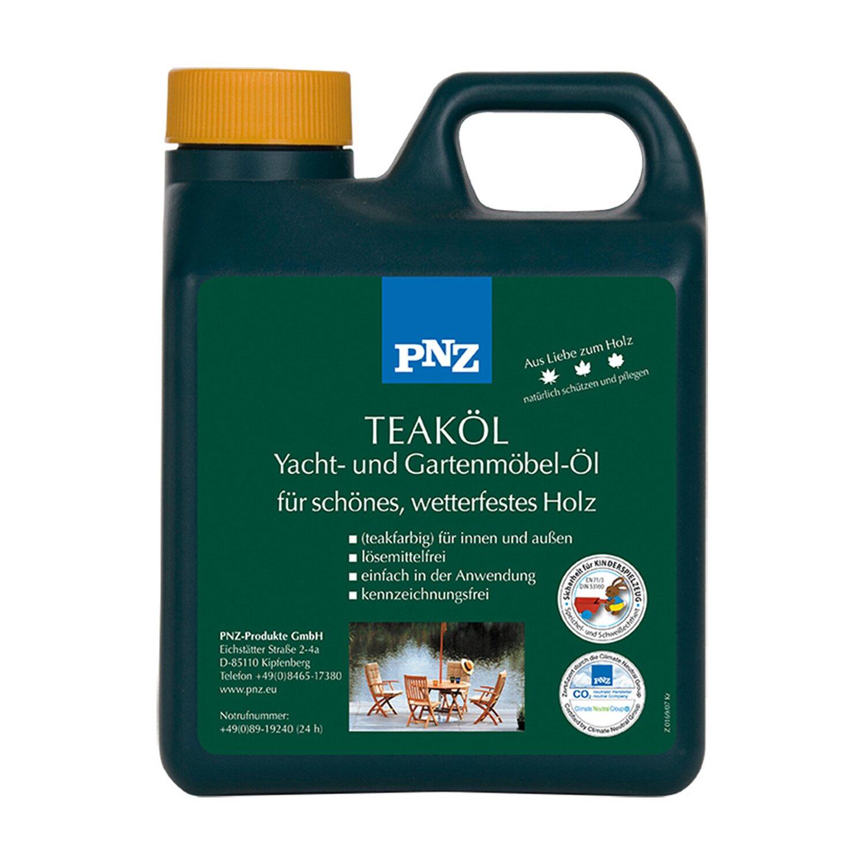 PNZ Yacht- und Gartenmöbel-Öl Teak 1 l
