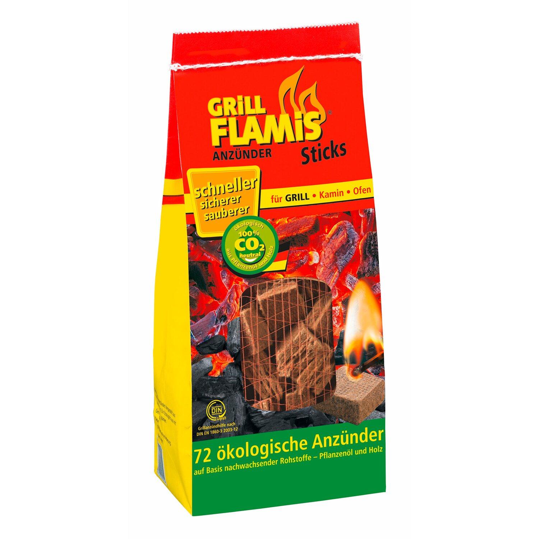 grill flamis ökologische grillanzünder kaufen bei obi