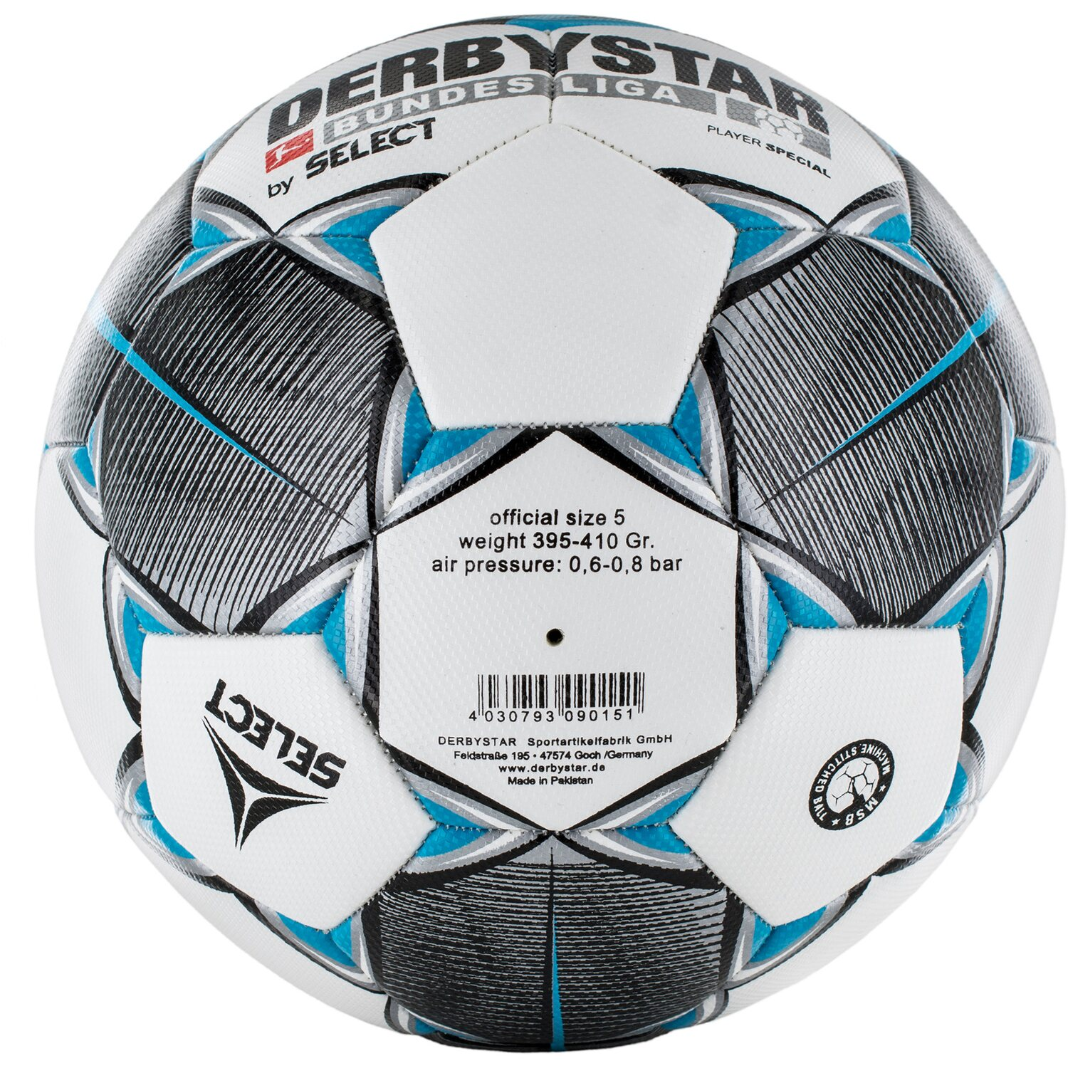 Derbystar Fussball Bundesliga Player Special Saison 2019 20