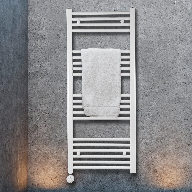 Elektrischer Badheizkörper Wuppertal mit programmierbarem ...