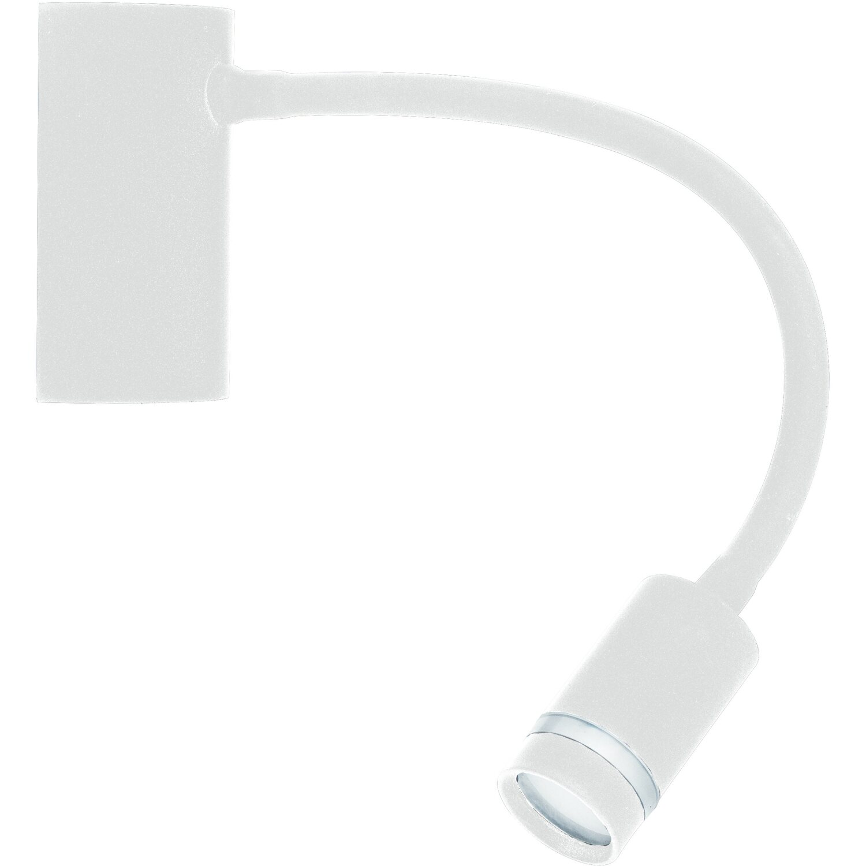 Luce Design LED-Leselampe Kepler Weiß EEK: A+