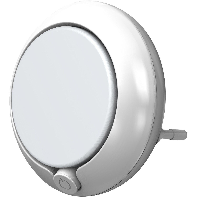 Ledvance LED Nachtlicht Lunetta Round mit Sensor Weiß EEK: A