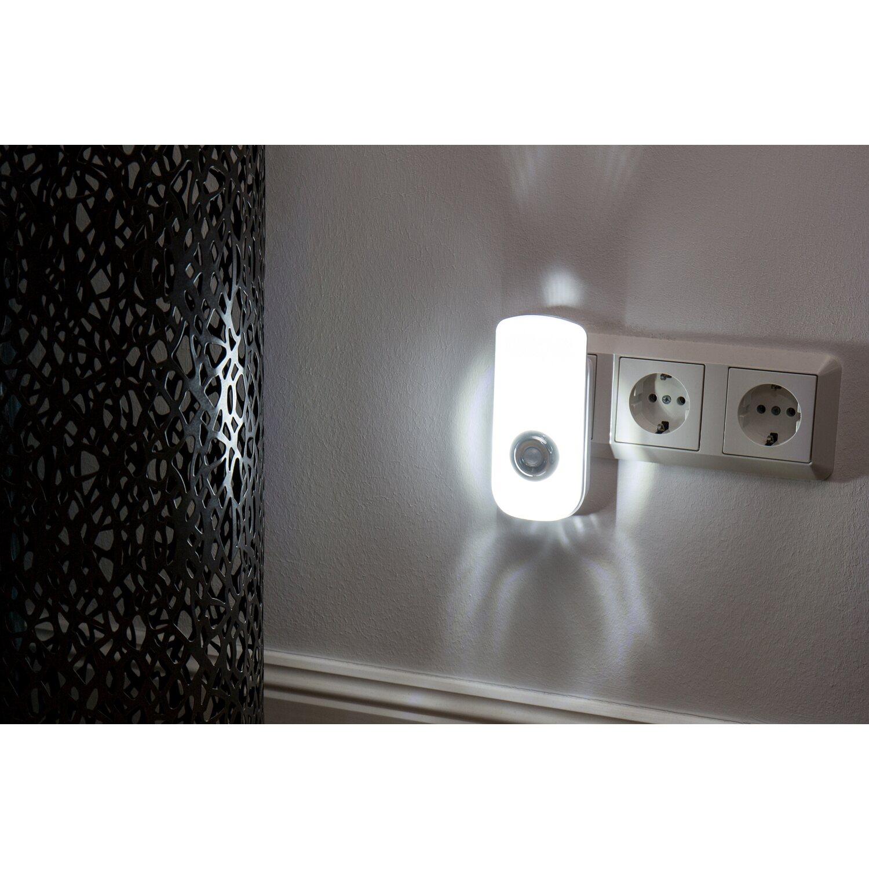 Müller-Licht LED-Nachtlicht Nox Weiß mit Sensor