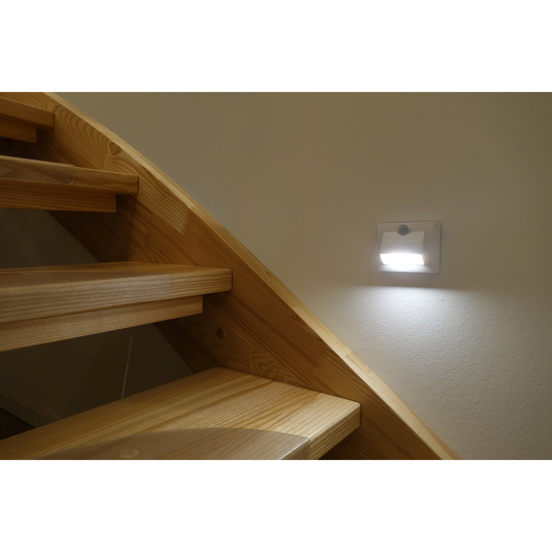 Müller-Licht LED-Nachtlicht Grada Weiß mit Sensor | Lampen > Kinderzimmerlampen | Müller