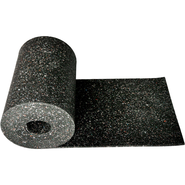 Gummimatte Schwarz 60 Cm X 60 Cm X 1 Cm Kaufen Bei Obi