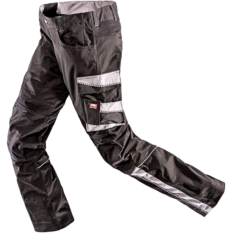 46 Firma i Przemysł Bullstar Stretch-Short Kurze Arbeitshose Arbeitskleidung flexit oliv Gr