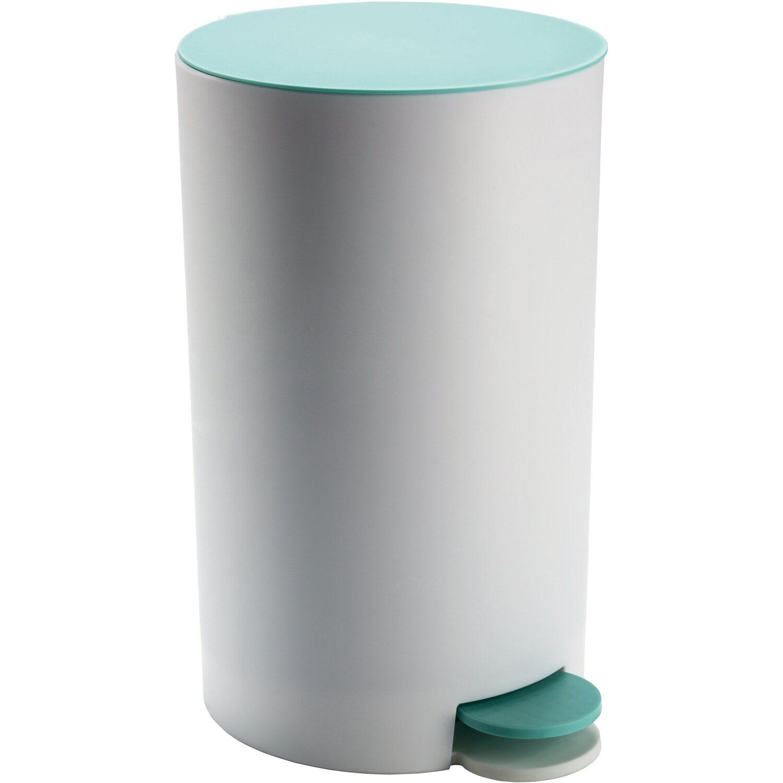 Tret Mülleimer Osaki 3 l Hellblau kaufen bei OBI