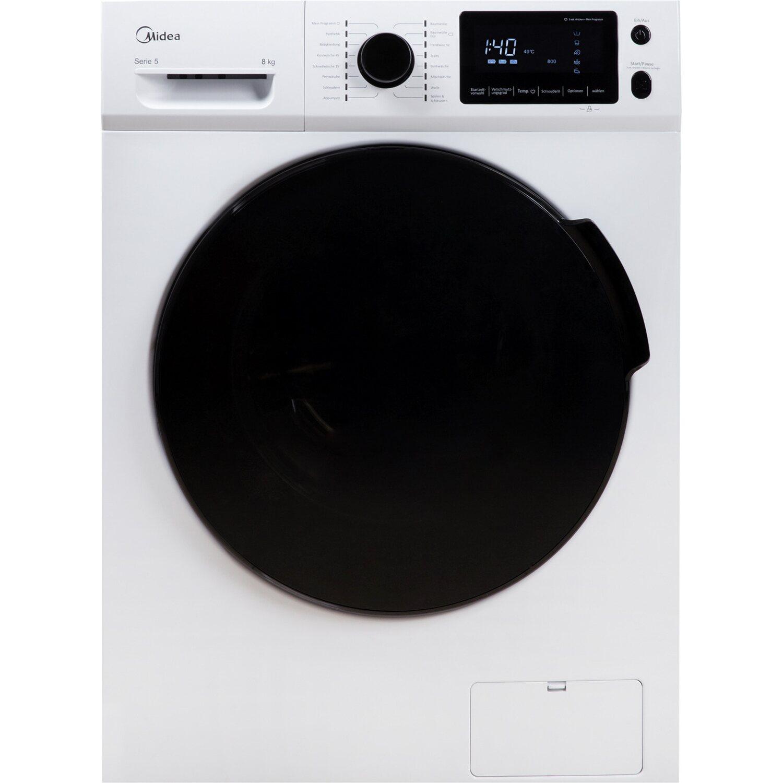 Midea Waschmaschine W 5.840 EEK: A+++ | Bad > Waschmaschinen und Trockner > Frontlader | Midea