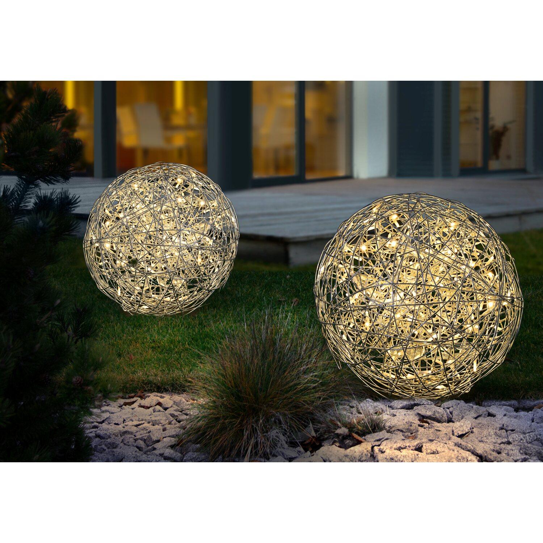 Kugelleuchte NEU Farbwechsel für Garten und Teich Leuchtkugel Lichtkugel