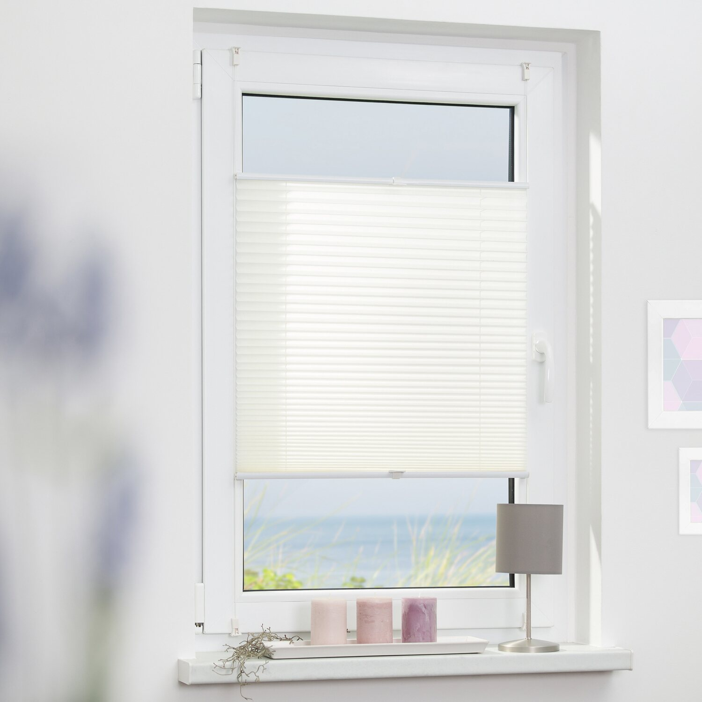 Plissee Ohne Bohren Obi : lichtblick plissee klemmfix ohne bohren verspannt 80 cm x ~ A.2002-acura-tl-radio.info Haus und Dekorationen