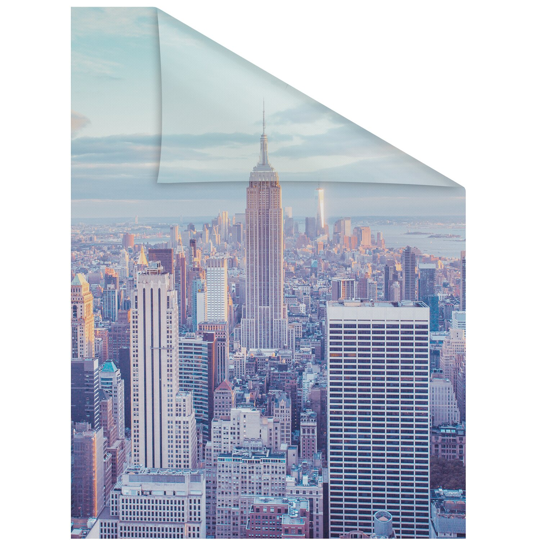Lichtblick Fensterfolie Selbstklebend Mit Sichtschutz New York