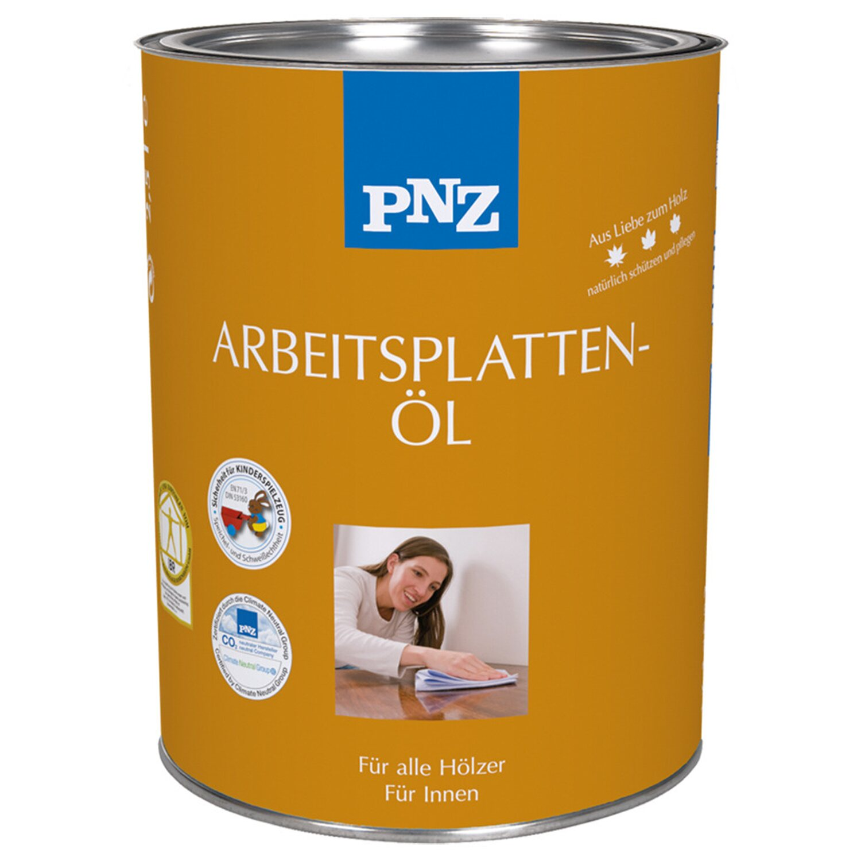PNZ Arbeitsplattenöl Transparent 750 ml