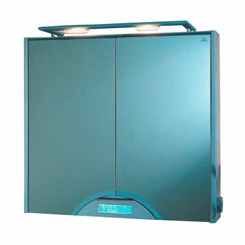 Jokey Spiegelschrank Avano Prelude 80 cm Alu EEK A C kaufen bei OBI