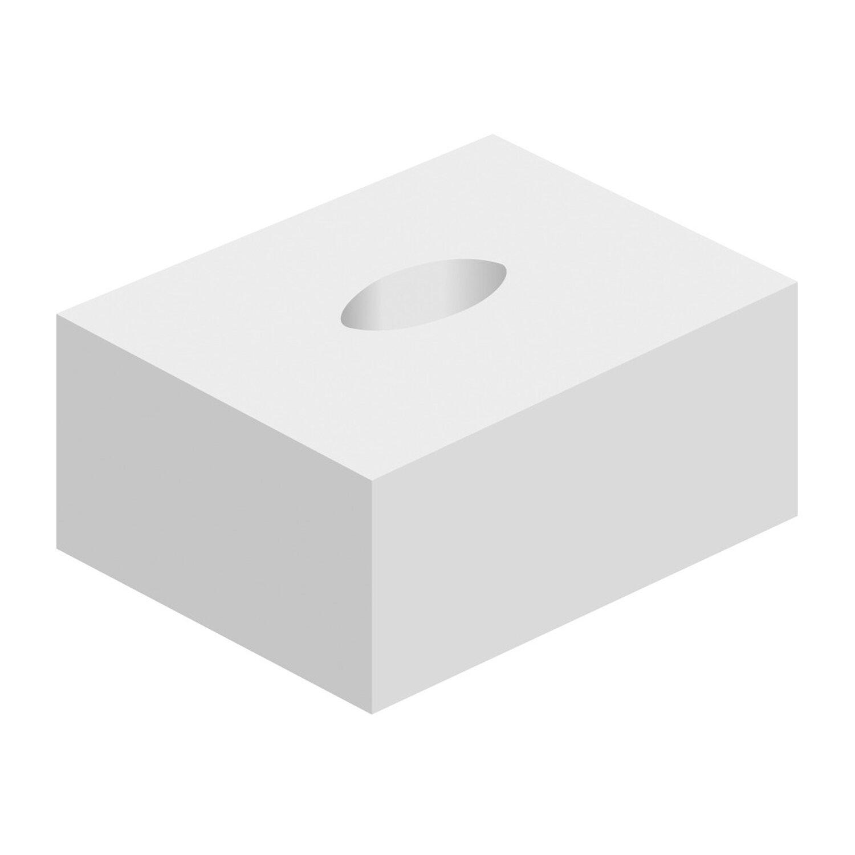 Sonstige Silka Kalksandstein 3DF-L 240 mm x 175 mm x 113 mm