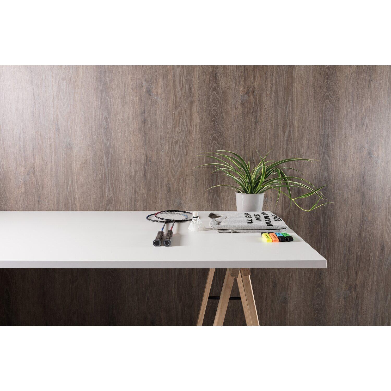Tischplatte Weiss 80 Cm X 80 Cm X 2 5 Cm Kaufen Bei Obi