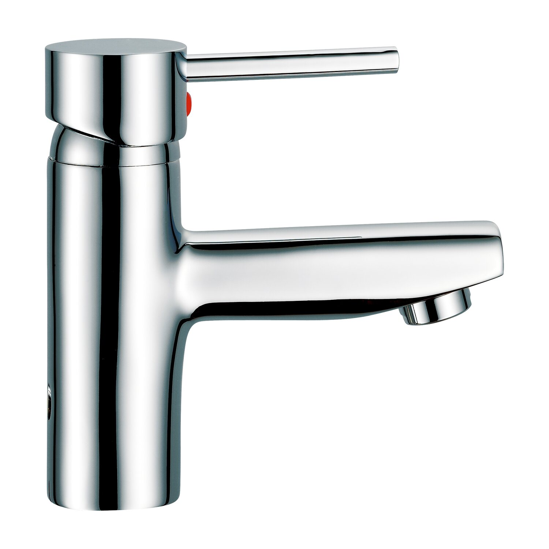 OBI Einhebelmischer-Waschbeckenarmatur Style verchromt | Bad > Armaturen > Waschtischarmaturen | Silberfarben | OBI Deco-Line