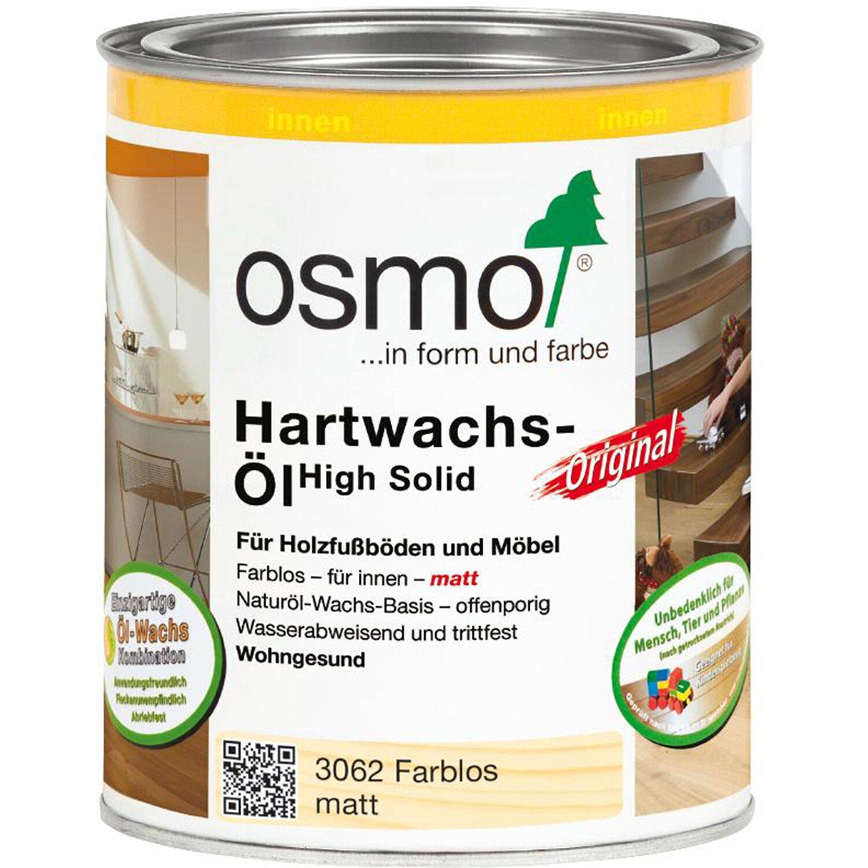 Osmo  Hartwachs Öl Original Farblos 750 ml